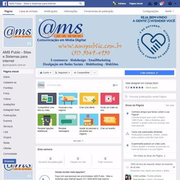 AMS Public - Fanpage