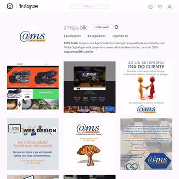 AMS Public - Instagram