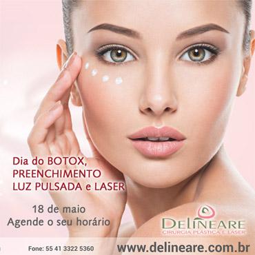 Delineare - Cirurgia Plástica e Laser  - Dia do Botox