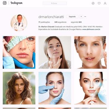 Dr. Marlon Chiaratti - Instagram