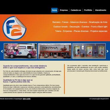 Sites Institucionais
