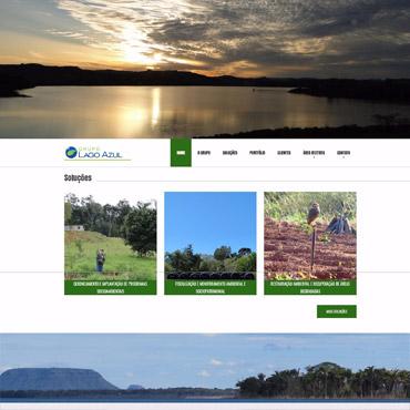 Lago Azul Consultoria Ambiental - Site Institucionao